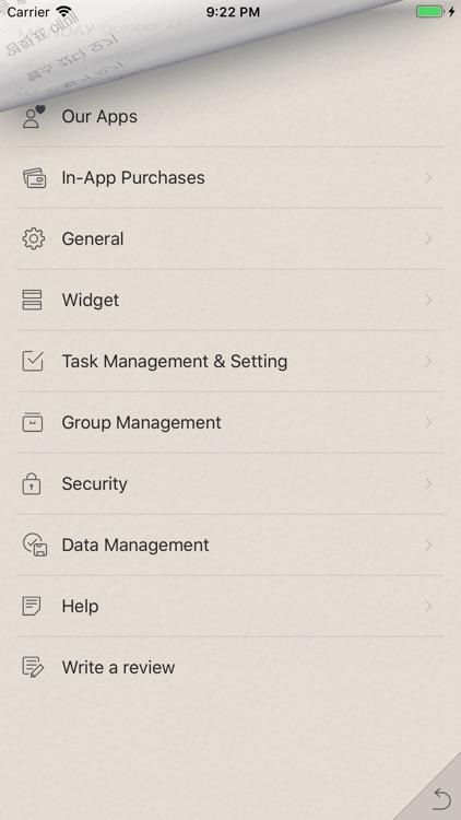 Do! Premium -Simple To Do List screenshot-3