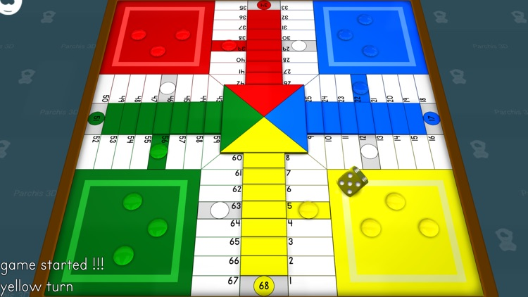 Ludo - Parchis 3D screenshot-2