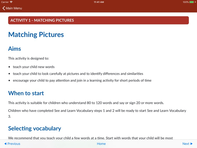 See and Learn Vocabulary 3