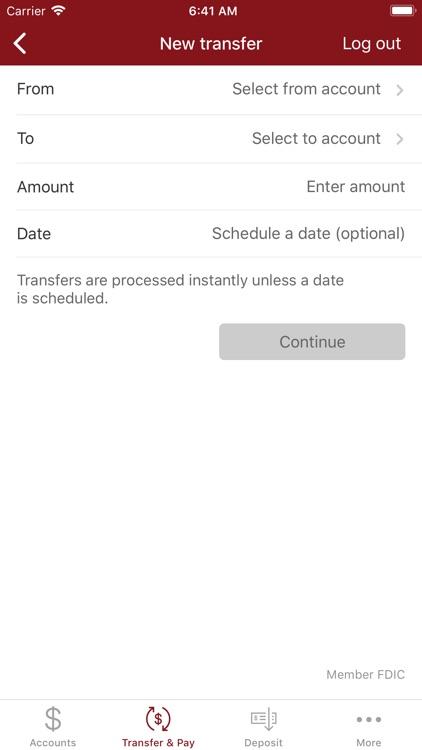 First Hawaiian Bank Mobile screenshot-4