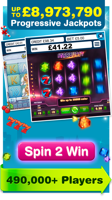 Moon Bingo - Real Money Slots screenshot three