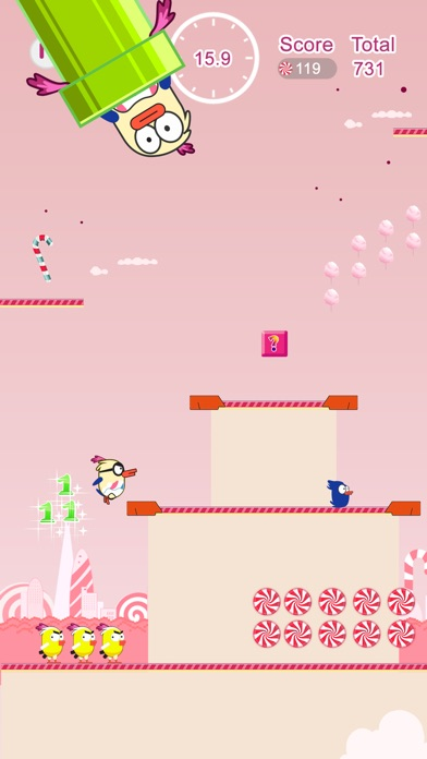 Pocket Birds Screenshot 2