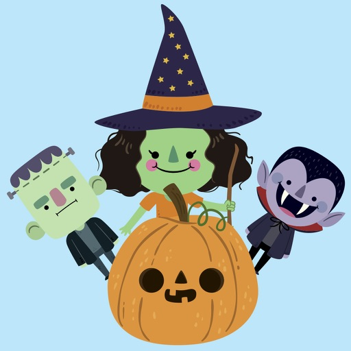 Halloween Character animated 1