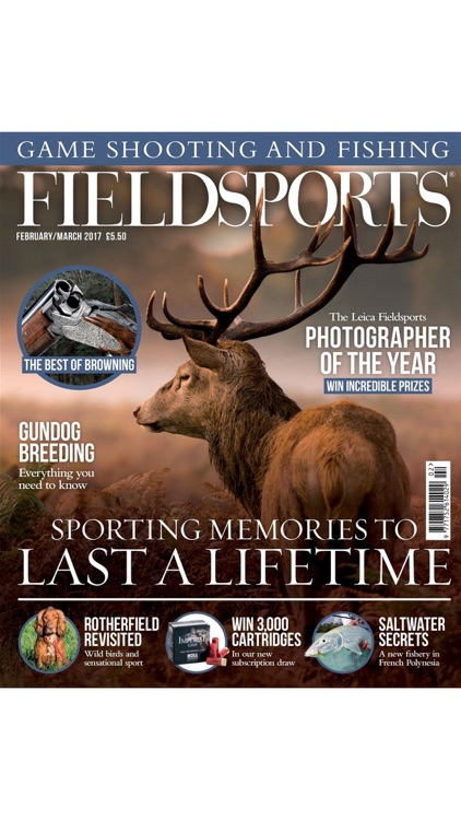 Fieldsports - the shooting & fishing magazine screenshot-4