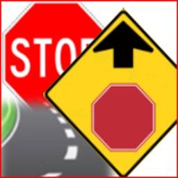 VT DMV Road Sign Flashcards