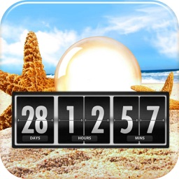 Holiday & Vacation Countdown Timer - Event Widget