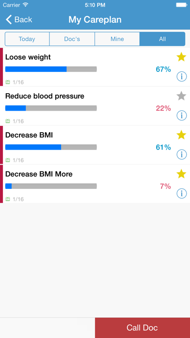 HealthHelm TrustedPatientCoach screenshot three