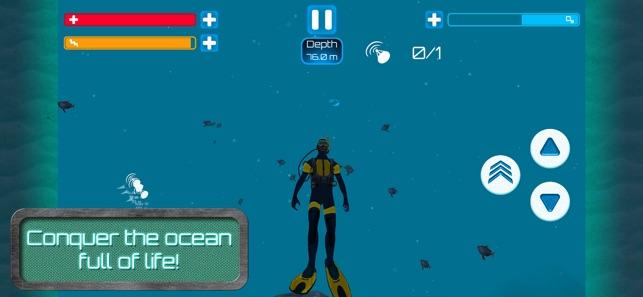 Aquanautica Survival in Sea on the App Store