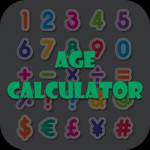 Age Calculators - Birthday iOS App