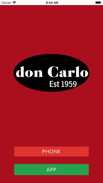 Don Carlo screenshot one