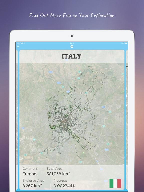 Screenshot #4 for Fog of World