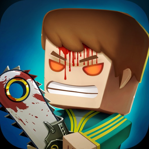 Zombie Shooter:Classic game iOS App