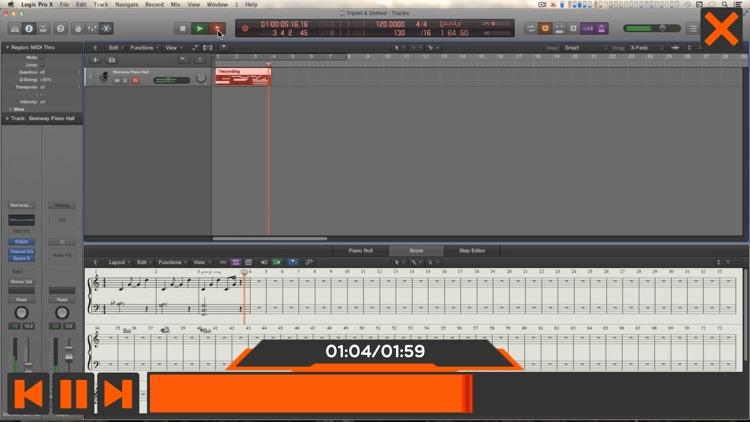 Score Editor in Logic Pro X screenshot-3