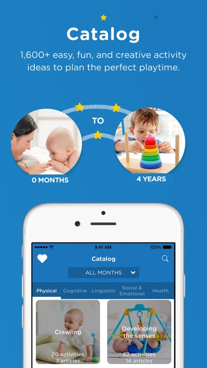 Kinedu: Baby Development App screenshot-6