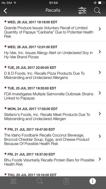 USDA FoodKeeper screenshot-4