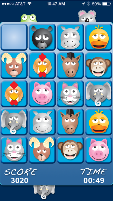 AniMatch: Animal Matching Game screenshot three