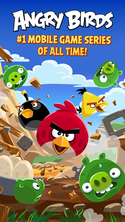 Angry Birds Classic screenshot-0