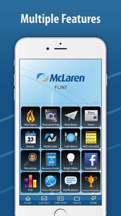 McLaren Flint
