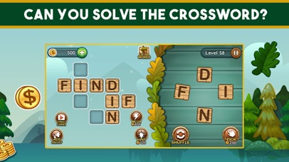 Word Nut: Word Games Crossword for Pc