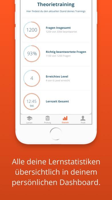 Screenshot for 123 FÜHRERSCHEIN, Theorie 2019 in Germany App Store