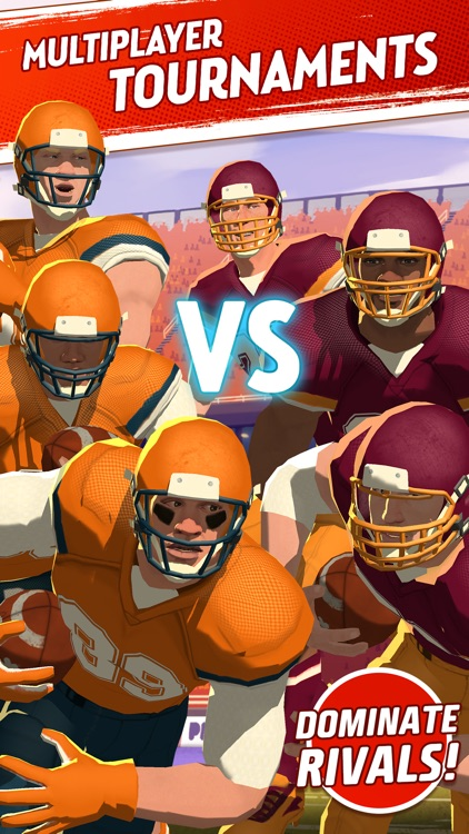Rival Stars College Football
