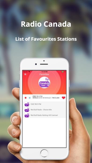 Radio Canada: Online FM screenshot four