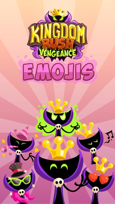 Kingdom Rush Vengeance Emojis screenshot 1