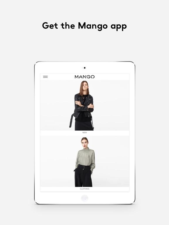 MANGO - мода онлайн Скриншоты7