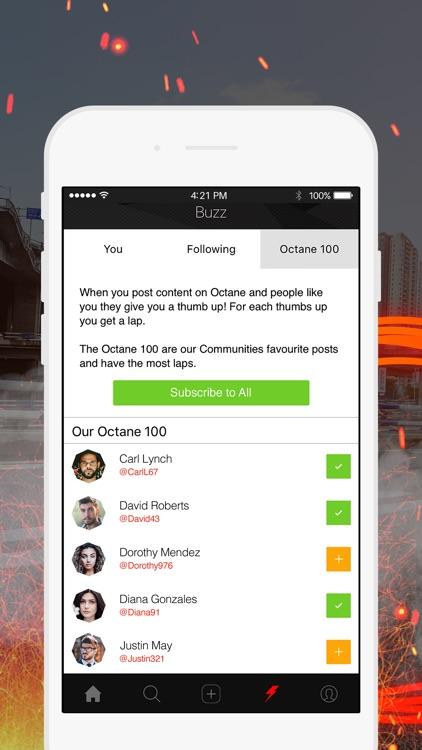 Octane - Race App screenshot-3