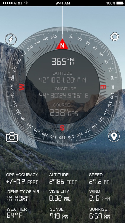 Military Compass+ screenshot-2