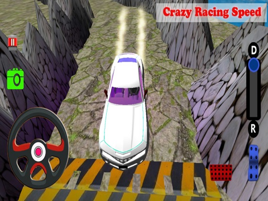 Xtreme Impossible Car Drive для iPad