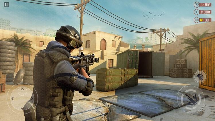 Epic Combat Fight Gang Wars screenshot-3