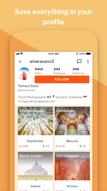 GOAZ: Plan & Share your trip screenshot-4
