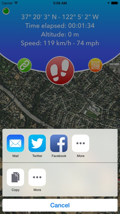 FollowMe GPS screenshot-4