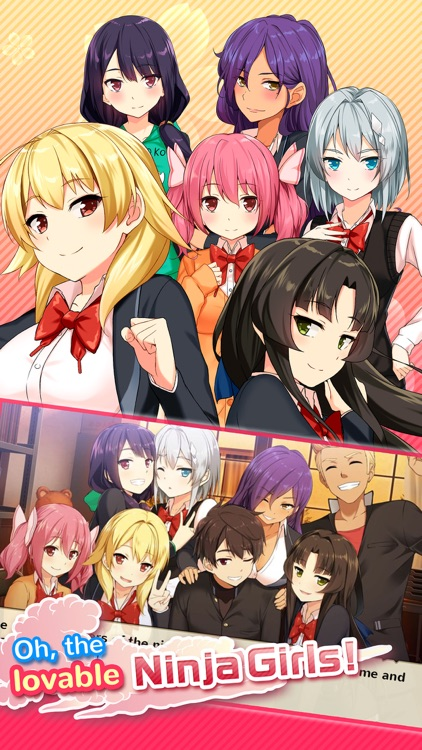 Moe! Ninja Girls: Visual Novel