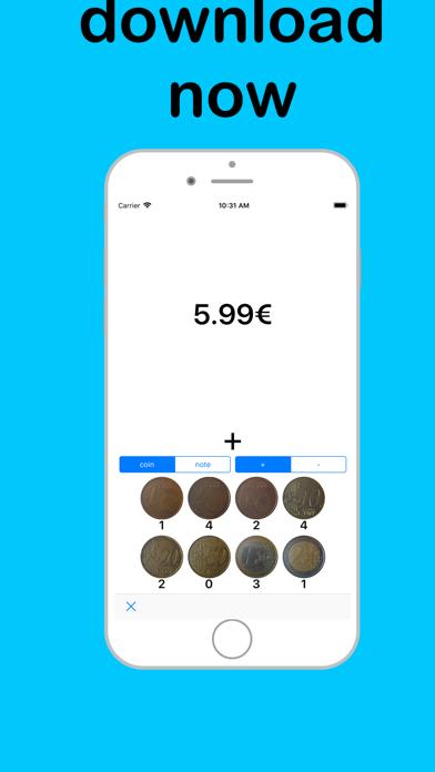 EuroCounter screenshot four