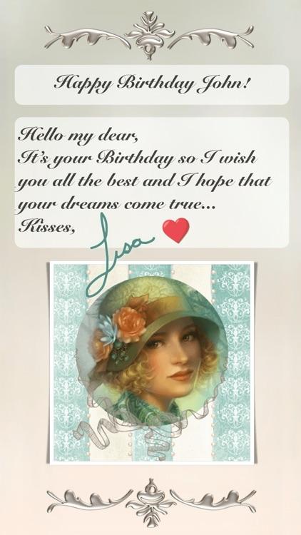 Classical Birthday screenshot-3