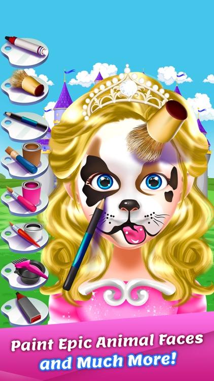 Princess Face Paint Salon screenshot-3