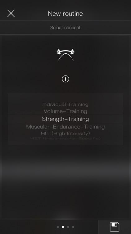 Gymnotize Workout Routines Gym screenshot-3