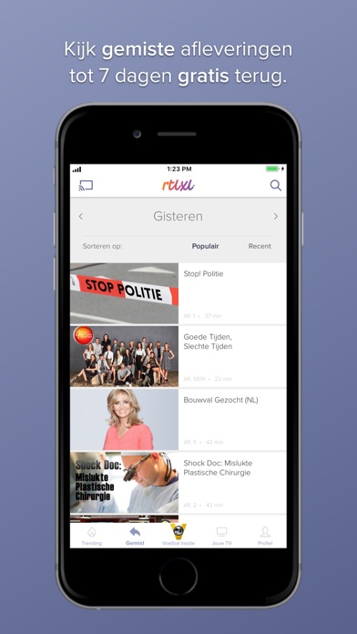 Download RTL XL App
