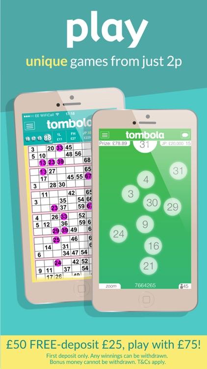 tombola bingo - Play Online! screenshot-3