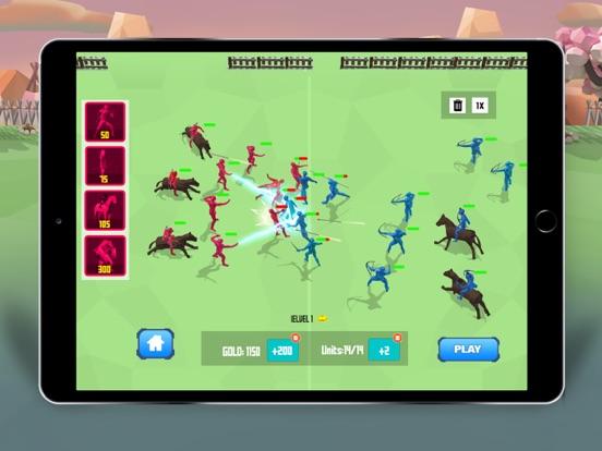 Total Battlegrounds Simulatorのおすすめ画像2