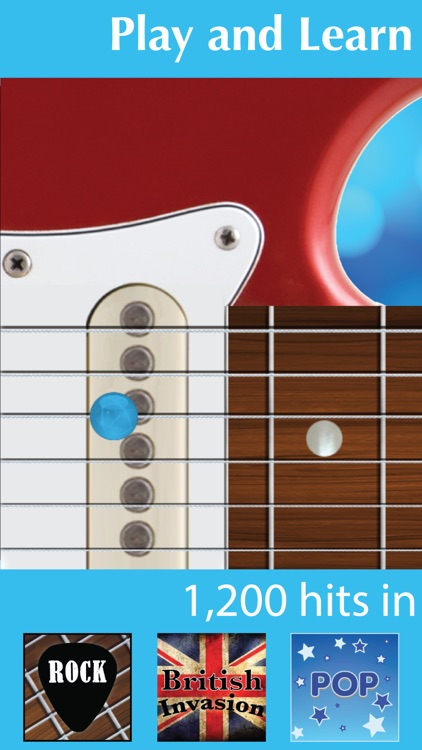 The Guitar with Songs
