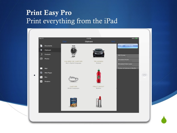 Print Easy Pro screenshot-0