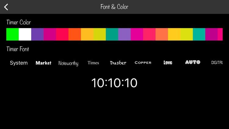 AR Countdown screenshot-3