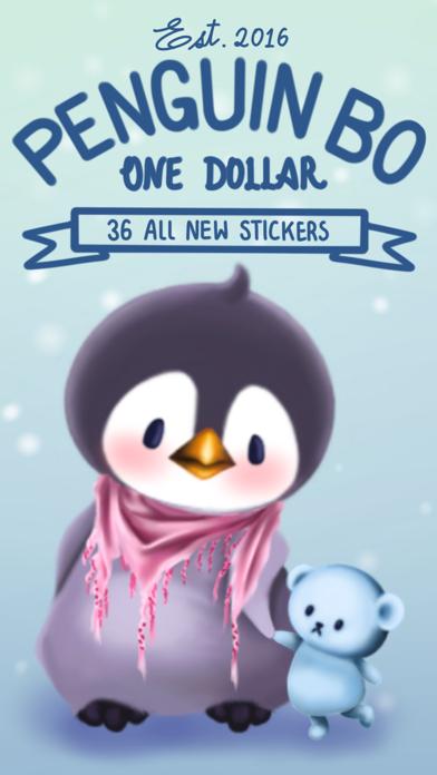Penguin Bo Sticker Pack