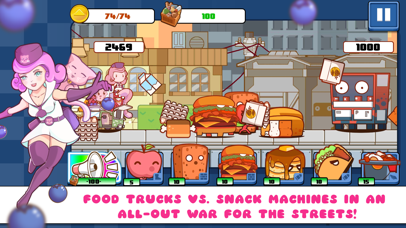 PopKarts Food Fighters Defense