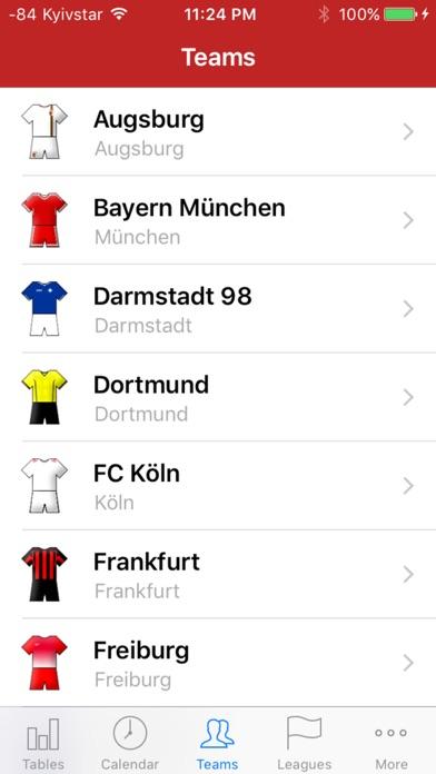 Deutsche Football 2017-2018-2