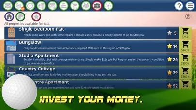 Golf Superstar screenshot 5