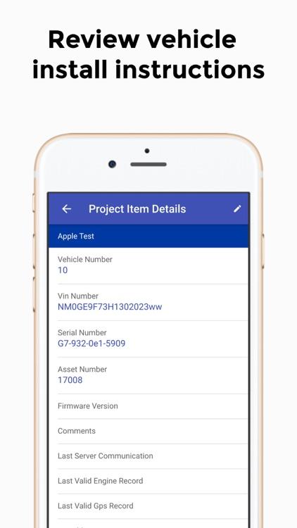 RJA Installer Data screenshot-3